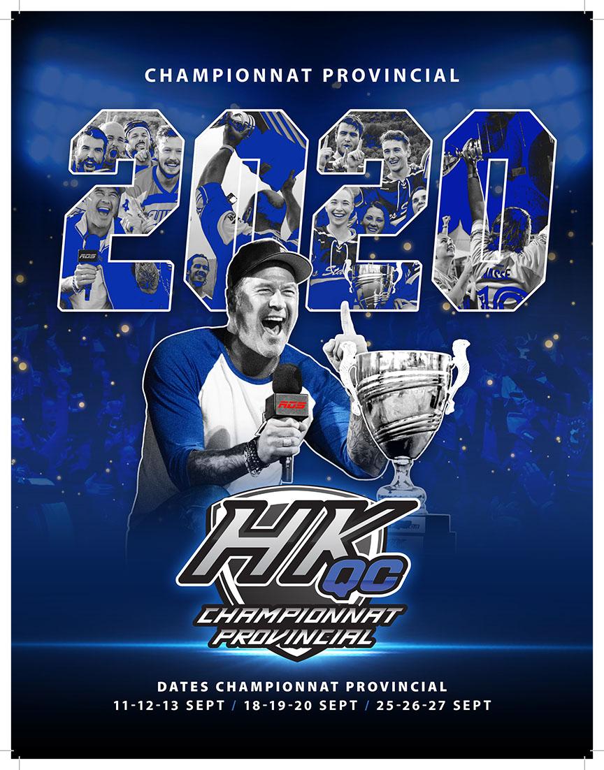 championnat provincial 2020 HK QC